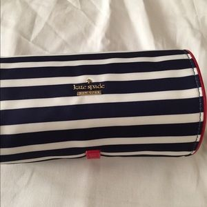 Kate Spade Classic Nylon Jewelry Roll